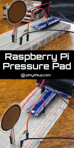Diy Electronics, Electronics Projects, Raspberry Pi Computer, Rasberry Pi, Robotics Projects, Diy Tech, Technology Hacks, Raspberry Pi Projects, Electrical Projects