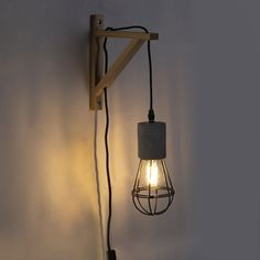 Wall Lamp, Decor, Industrial Wall Lamp, Wall Lights, Lamp, Ceiling Pendant Lights, Interior, Home Decor, Home Deco