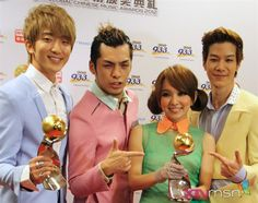 12th Global Chinese Music Awards 2012