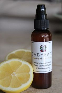 Babyface Lemon Meringue Skin Lightening Bleach Serum & Sun Photo Damage Repair 2.2 oz. by Babyface. $24.00. Treatment for Dark Elbows, Knees/Armpits/Shaving Scars. Skin Brightener. Safe for Daily Use. Repairs Uneven Skin Tone & Hydrates. Lightens Freckles & Sun Spots. The superb penetration of the chirally correct, natural skin brighteners in this product make photo damage and ageing skin a thing of the past. Proper penetration is not just important, it is the the k...