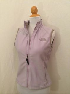 THE NORTH FACE Purple Sport Vest size S