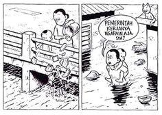 masih mengeluh soal #JakartaBanjir ? Think again