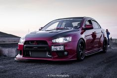 the definition of sexy #EVO #LANCER