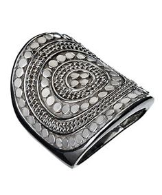 Anna Beck Lombok sterling silver ring