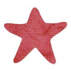 Sizzix Deniz Yıldızı Kalıbı