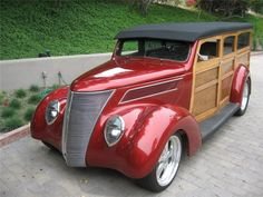 1937 Ford...Brought to you by #CarInsurance at #HouseofInsurance in Eugene, Oregon