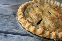 Canadian Prairie Wild Saskatoon Berry Pie recipe, JUST made this! Sweets Recipes, No Bake Desserts, Pie Recipes, Just Desserts, Baking Recipes, Delicious Desserts, Saskatoon Recipes, Saskatoon Berry Recipe, Canadian Cuisine