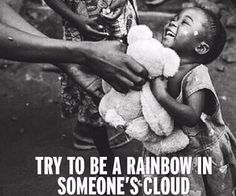 Always be a good person