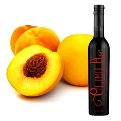 Award-winning, premium Extra Virgin Olive Oil from olive orchard. High quality EVOO from our farm to your table. Aged Balsamic Vinegar, Olive Oil, Peach, Candy, Fruit, Food, Gourmet, Essen, Peaches