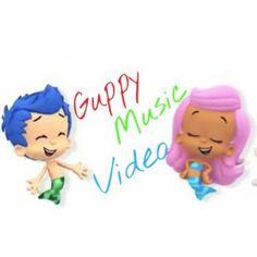 Arte Dc Comics, Bubble Guppies, Guppy, Good Hair Day, Best Youtubers, Having A Crush, Mondays, Music Videos, Bubbles