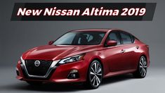 "New Nissan Altima 2019 Revealed New Nissan Altima 2019 Revealed   New Nissan Altima 2019 Revealed   2019 Nissan Altima - Interior and Exterior #nissanaltima The new Altima follows the 2018 LEAF in embodying the vision of Nissan Intelligent Mobility#nissanaltima2018  making vehicles more desirable by re-defining how they are driven#nissanaltimacoupe powered and integrated into society.#nissanaltima2017 A key component is ProPILOT Assist #nissanaltimacrashtest a single-lane ""hands-on""…"