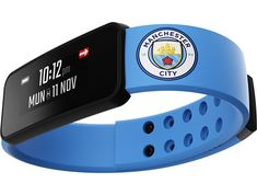 Leading UK football club Manchester City has released an NFC wristband that focuses on delivering team news and stats to fans. The Fantom wristband,