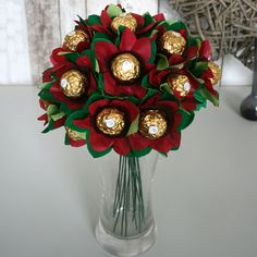 bouquet de chocolate ferrero - Recherche Google