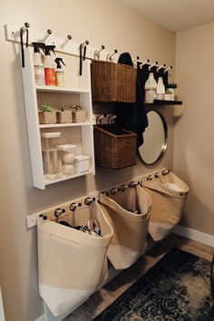 Laundry Room Tour + Tips to Staying Organized! Laundry Room Tour + Tips to Staying Organized! – Twist Me Pretty Laundry Room Tour + Tips to Staying Organized! Laundry Room Tour + Tips to Staying Organized! – Twist Me Pretty Laundry Room Remodel, Laundry Room Organization, Laundry Room Design, Organization Ideas, Basement Laundry, Laundry Storage, Laundry Room Baskets, Laundry Room Small Ideas, Laundry Area