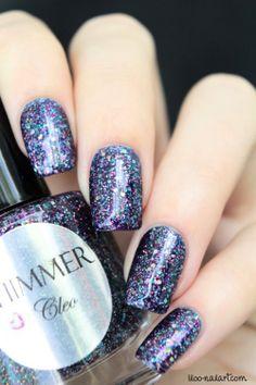 Nail Art Shimmer - Liloo Nail Art