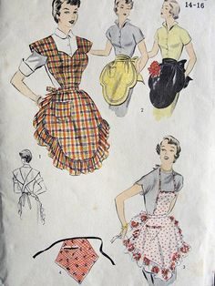 retro apron patterns - Yahoo! Search Results