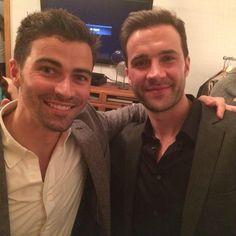 Matt and Gil #200thEpPartyLA