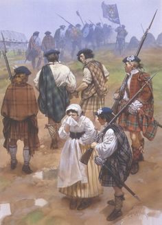Scotland Jacobite Rebellion | Jacobite Risings - Jacobites, Enlightenment and the Clearances ...