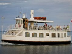 The Lady Chadwick. Take a dolphin, sightseeing or sunset cruise with Captiva Cruises. Captiva Island, FL. Save $1.00 on each adult passenger with a coupon from MustDo.com