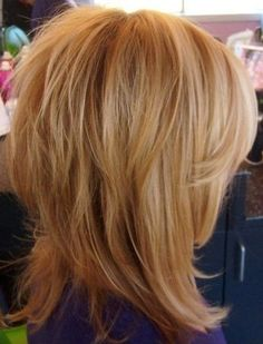 34 Medium Length Hairdo's for Thin Hair – Look Gorgeous Pictures
