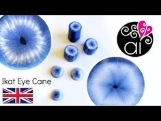 Second tutorial different way to make realistic eyes for polymer clay dolls - YouTube