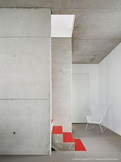 The White City House | 1100 Architect; Photo: Nikolas Koenig/OTTO | Archinect