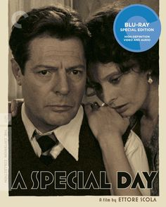 A Special Day - Blu-Ray (Criterion Region A) Release Date: October 13, 2015 (Amazon U.S.)