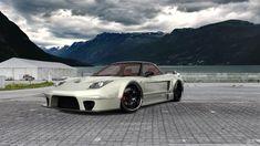 Honda NSX-R 2005 creado por Alberto Gonzalez Front Brakes, Rear Brakes, Honda Nsx R, Nissan Silvia, Porsche Panamera, Fender Flares, Nissan 370z, Car Tuning, Cutaway