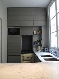 Un Appartement rue Ambroise Thomas