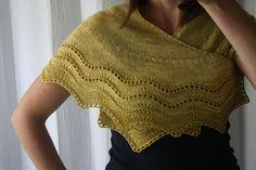 Ravelry: knittingma's Whippoorwill in madelinetosh ivy