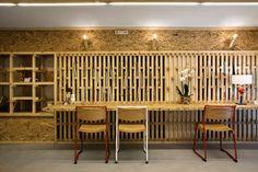 IT Café By Divercity Architects In Athens, Greece | Yatzer