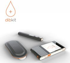 DibKit diabetes management system has been designed due to skyrocketing health care costs for people with diabetes. This device was designed by people with Insulin Pump, Plasma, Id Design, Medical Design, Technology Gadgets, Tech Gadgets, Diabetes Management, Global Design, Health Care