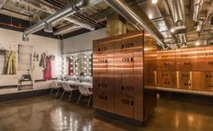 1Rebel Boutique Gym in London by Studio C102