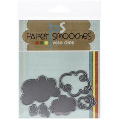 Paper Smooches Die-Clouds   Overstock.com Shopping - The Best Deals on Cutting & Embossing Dies