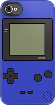 almost creamed when i saw this gameboy inspired iphone case