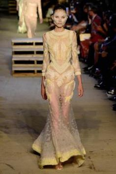 New York Fashion Week: show de Givenchy