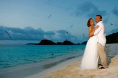 Barefoot Beach, Virgin Islands, Beach Weddings, Wedding Dresses, Fashion, The Virgin Islands, Bride Gowns, Wedding Gowns, Moda