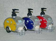 Camper Soap Dispenser