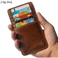 12 Card Fashion Pattern Men Women Credit Card Holder Business Genuine Leather ID Holder Solid Cardholder Porte Carte #Affiliate