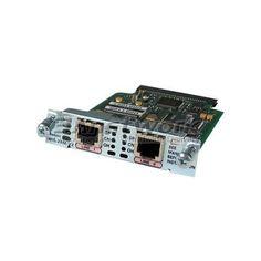WIC-2AM-V2 Cisco WIC WAN Card, Two-port Analog Modem Interface Card.