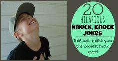 20 Funny (and printable) Knock Knock Jokes for Kids