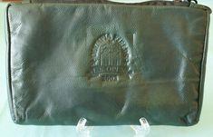 Napa Leather Golf Accessories Bag - Olympia Fields U.S. Open 2003