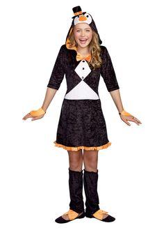 Diy halloween costume inexpensive penguin costume for man woman or happy beak penguin girl costume solutioingenieria Image collections
