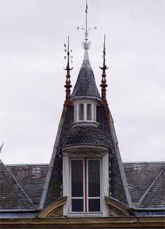 Les Grands Chézeaux  Haute-Vienne  France Dormer Windows, Roof Detail, Carpentry, Timber Frames, Construction, Architecture, Buildings, Europe, French