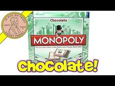 chocolate games for motion - YouTube