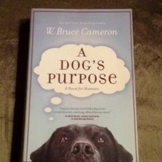 Books about dogs Best book I have ever read! You will laugh, you will cry but in the end you will love this book!
