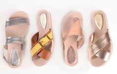 Chic e Fashion: As belas Pool Slides da Beira Rio