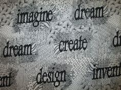 Inspirational Words Create Dream Imagine News Print Writing Newsprint Cotton Fabric Fat Quarter or Custom Listing by scizzors on Etsy https://www.etsy.com/listing/253620183/inspirational-words-create-dream-imagine