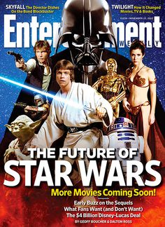 This week's cover: 'Star Wars,'
