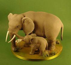 Sloni * čokoláda
